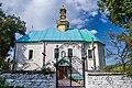 Долина - Церква Архістратига Михаїла (мур.-1.jpg