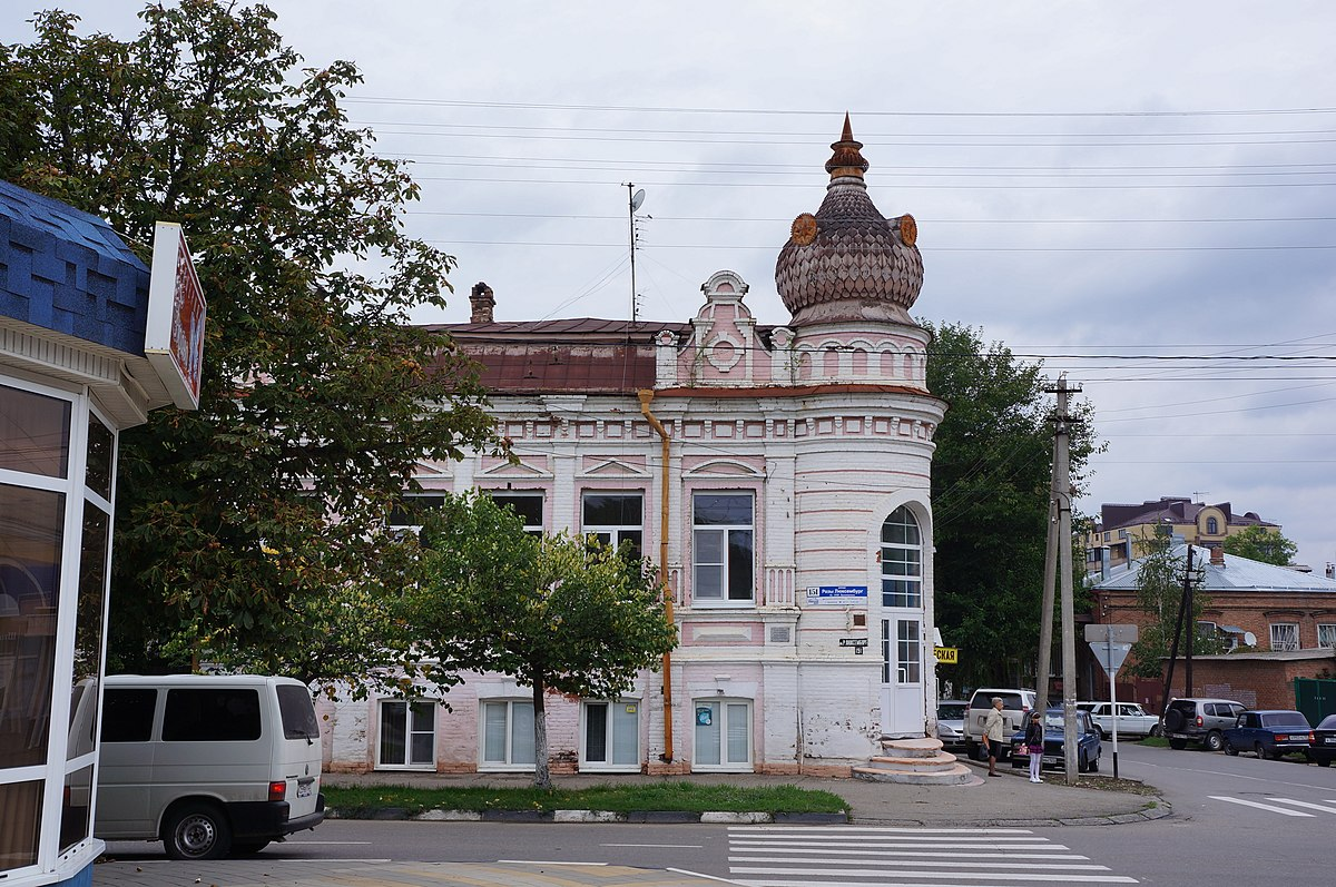 Where is Armavir - the city of Armenians on the Russian land 48