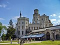 Замок Глубока-над-Влтавой - panoramio (3).jpg