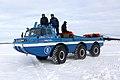 ЗиЛ-4906 - Тренировка поисково-спасательного отряда ЦВО по эвакуации экипажа космического корабля «Союз ТМА» 01.jpg