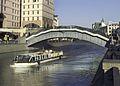 Инженерно-пешеходный мост через Водоотводной канал, Москва. авторы архитектор А. В. Скижали-Вейс, инженер Н. Ф. Кургузиков.jpg