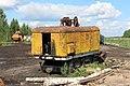 КЖУ-0 013, Россия, Ленинградская область, Заплюсское торфопредприятие (Trainpix 202043).jpg