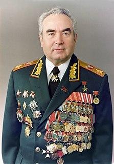 Marshal of the Soviet Union