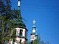 Купола Крестовоздвиженской церкви.JPG