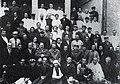 Л. Б. Каменев и Л. Д. Троцкий в санатории «Красная звезда». Кисловодск, 1926.jpg