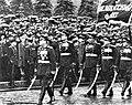 Маршал Советского Союза А.М. Василевский на параде Победы.jpg