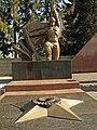Меморіальне кладовище радянських воїнів та партизан 01.JPG