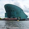 Музей NEMO, Amsterdam, Oostelijke Eilanden en Kadijken, Амстердам, Нидерланды - panoramio.jpg