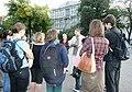 На прогулке МоскваХода с гидом А.Дедушкиным, 2009.jpg