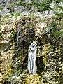 Новый Афон. Скульптура около храма Симона Кананита - panoramio.jpg