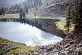 Озеро у зимовья на пути к Маргасану. 1986г.Хамар-Дабан. - panoramio.jpg