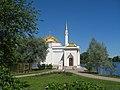 Пушкин, Екатерининский парк. Турецкая баня02.jpg