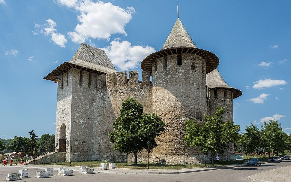Сорокская крепость Cetatea Soroca Soroca Fortress (44738806701)