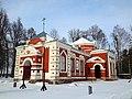 Старое Высокае. Свята-Георгіеўская царква ўзімку (02).jpg