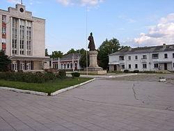 Центральная площадь Оргеева.JPG