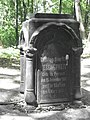 Шаровка, Харьковская обл., памятник на могиле.JPG