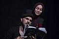 تئاتر باغ وحش شیشه ای به کارگردانی محمد حسینی در قم به روی صحنه رفت - عکاس- مصطفی معراجی 22.jpg