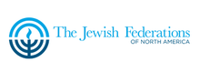 The logo of Jewish Federations of North America