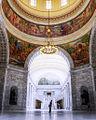 ユタ州会議事堂大広間 The Rotunda of Utah State Capitol (8255638033).jpg