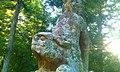 倭文神社の狛犬 - panoramio.jpg