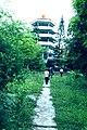 海南国际旅游岛——海南儋州白鹭天堂观鸟楼(西南向) - panoramio.jpg