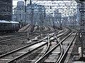 阪急電鉄 十三駅ホームからの風景 (左から京都線、宝塚線、神戸線) Hankyu Juso Sta. - panoramio.jpg