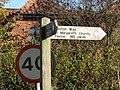 -2018-10-18 Footpath sign, Paston, Norfolk.JPG