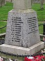 -2020-01-05 War memorial, Parish church of Saint Mary the Virgin, Northrepps (2).JPG