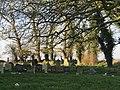 -2020-02-07 Churchyard, Saint Nicholas Church, Swafield (2).JPG