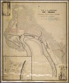 -Map and inset ground- Plan of the Fortification -Fort Hindman- at Post, Arkansas, Surrendered to - NARA - 305724.tif