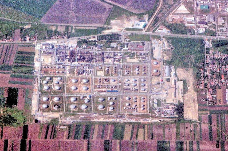 042 Pancevo refinery, Serbia