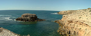 Streaky Bay, South Australia - Cape Bauer, north-west of Streaky Bay