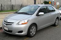 Toyota Belta thumbnail
