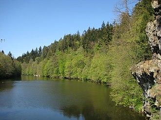 Ilz - Ilz near Passau