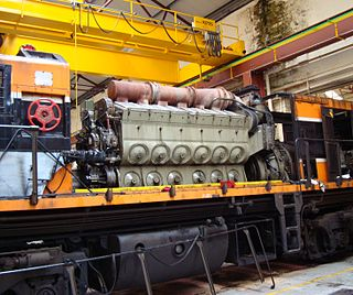 Prime mover (locomotive)