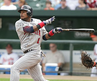 Luis Castillo (second baseman) - Batting for the Minnesota Twins in 2006