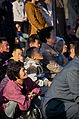 0926 - Nordkorea 2015 - Pjöngjang - Public Viewing am Bahnhofsplatz (22789015190).jpg