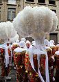 0 Binche - Les Gilles le jour du mardi gras (3).JPG