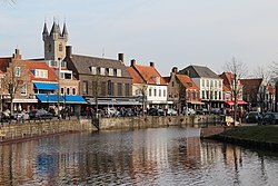 Skyline of Sluis