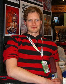 Simon Spurrier British comic writer