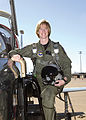 100528-F-0000X-003 Female T-38 instructor and A-10 Pilot pilot Maj Olivia Elliott accepted to Test Pilot School.jpg