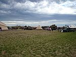 100 Years of ANZAC display at the 2015 Australian International Airshow 4.jpg