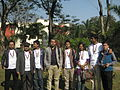 10th Anniversary Celebration of Bengali Wikipedia in Jadavpur University, Kolkata, 9-10 January, 2015 35.JPG