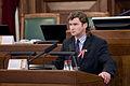 11.Saeimas deputātu svinīgais solījums (6253684782).jpg