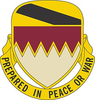 115th Brigade Support Battalion - Image: 115 Bde Spt Bn DUI