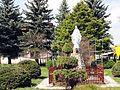 15 - Statue of the Blessed Virgin Mary in Kaszów (województwo mazowieckie) - 01.jpg