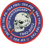 164th Airlift Squadron 60th Anniversary patch.png