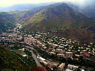 Алаверди,  Лорийская область, Армения