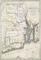 1818 map Rhode Island byHarris BPL 14927.png