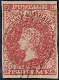 Postage stamps and postal history of South Australia